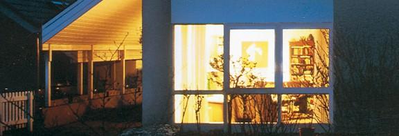 Schallschutzfenster bringen Ruhe ins Haus