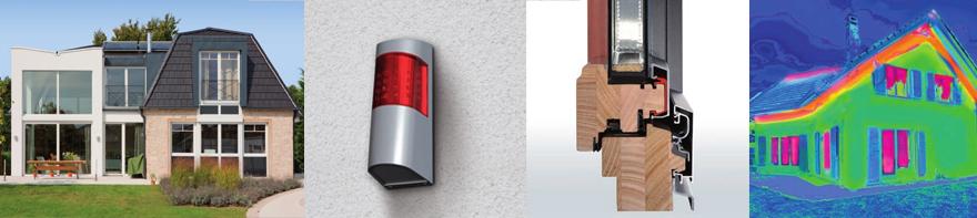 Energiesparende Einbruchschutz Fenster