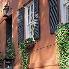 Sprossenfenster – gemütliches Landhausfeeling