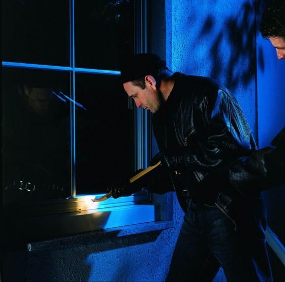 Einbruchsichere Fenster bieten Einbruchschutz