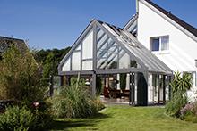 WIntergärten & Terrassendächer in Bonn - Bildquelle: © Solarlux