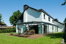Terrassendächer in Bonn von Helbach - Bildquelle: © Solarlux