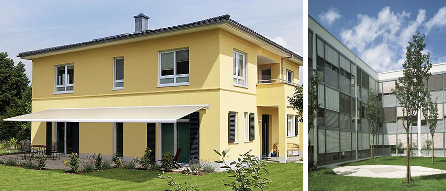 Sonnenschutz Sichtschutz Bonn Rhein-Sieg