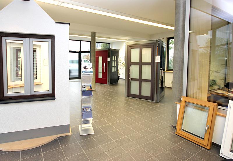 Muster Ausstellung Fenster Türen Bonn